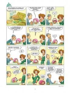 Extrait de Ernest & Rebecca -2- Sam le repoussant