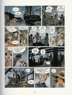 Extrait de Esteban -1- Le Baleinier