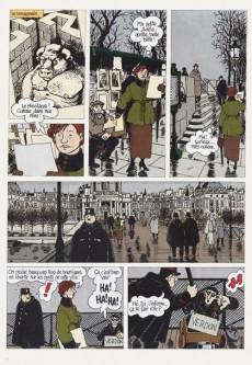 Extrait de L'Étrangleur - Adèle Blanc-Sec -2- Le labyrinthe infernal!