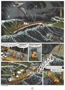 Extrait de Fantômette (Les aventures de) -4- Fantômette fend les flots