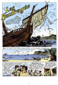 Extrait de Les fils de l'aventure -3- Les naufragés