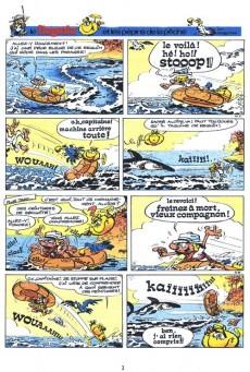 Extrait de Le flagada -INT2- Intégrale 2 : 1972-1975