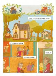 Extrait de La Fontaine aux fables -3- Volume 3