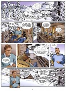 Extrait de Frontière -3- Post mortem