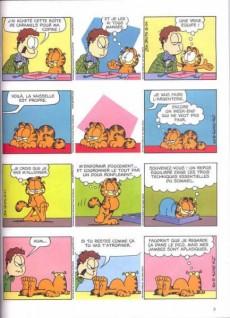 Extrait de Garfield -38- Chat Académie