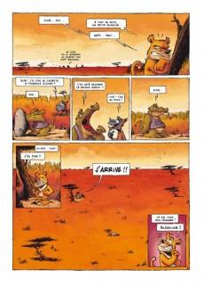 Extrait de Les garnimos -1- Opération bidon