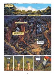 Extrait de Les garnimos -2- Le vilain petit gorille