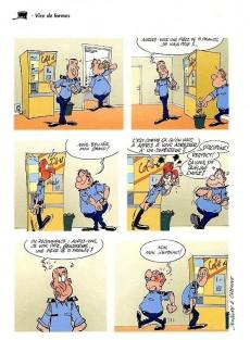 Extrait de Les gendarmes (Jenfèvre) -4- Amende honorable !