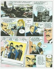 Extrait de Les gentlemen -1- Scotland Yard se rebiffe