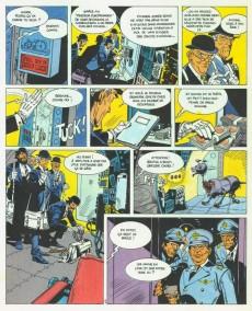 Extrait de Les gentlemen -3- Le club des quatre