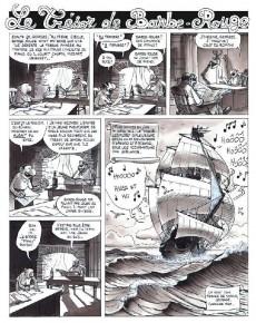Extrait de Georges et Louis romanciers -6- Panique au bout du fil