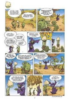 Extrait de Goblin's -2- En vert et contre tous