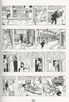 Extrait de Tintin - Pastiches, parodies & pirates -3- Les harpes de Greenmore