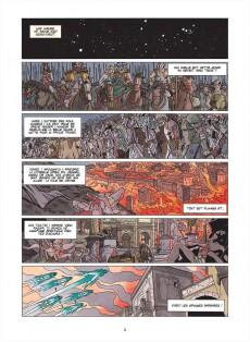 Extrait de La guerre des dieux -1- De bruit et de fureur