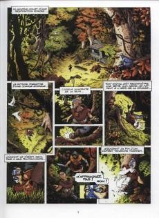 Extrait de Les guerriers -3- Le secret des Tekuits