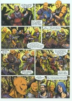 Extrait de Les guerriers -4- Le crépuscule des hommes