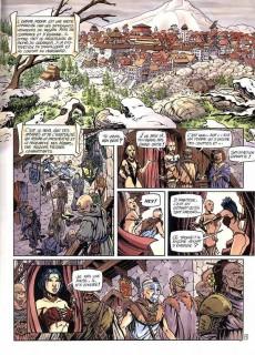 Extrait de Les guerriers -6- Les Maîtres de Kelhîn