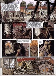 Extrait de Les guerriers -7- Le joug de l'infamie