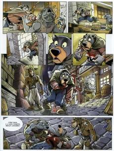 Extrait de La guilde -1- Astraban