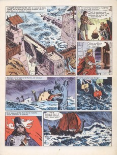 Extrait de Harald le Viking -2- L'escadre rouge
