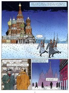 Extrait de Harry Dickson (Vanderhaeghe/Zanon) -6- La conspiration fantastique