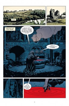 Extrait de Hellboy (Delcourt) -9- L'appel des ténèbres