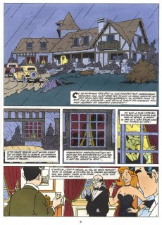 Extrait de Henri Georges Midi (Les aventures d') -1- Les 7 morts de Mlle Harington