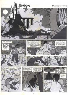 Extrait de Henri Georges Midi (Les aventures d') -2- L'aigle chantera 3 fois