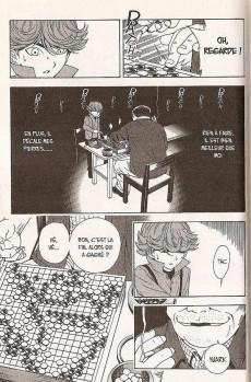 Extrait de Hikaru no go -3- Avant le duel