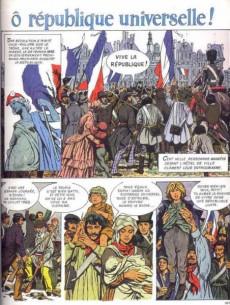 Extrait de Histoire de France en bandes dessinées (Intégrale) -7a- De la Révolution de 1848 à la IIIe république