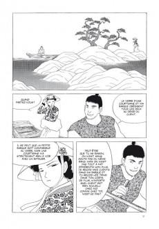 Extrait de Histoires de Kisaeng -2- La fleur de lotus et la fleur de poirier