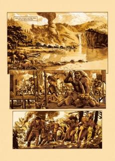 Extrait de L'histoire secrète -1- Genèse