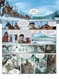 Extrait de L'histoire secrète -3- Le Graal de Montségur