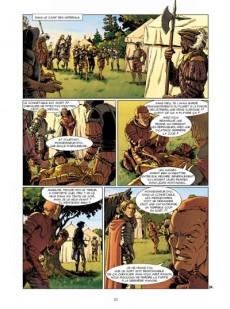 Extrait de L'histoire secrète -4- Les Clés de Saint Pierre