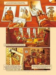 Extrait de L'histoire secrète -5- 1666