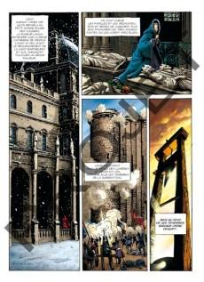 Extrait de L'histoire secrète -6- L'aigle et le Sphinx