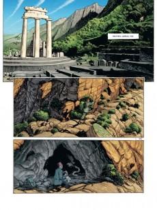 Extrait de L'histoire secrète -8- Les 7 piliers de la sagesse
