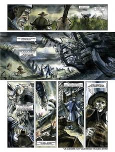 Extrait de Histoires extraordinaires d'Edgar Poe -1- Le scarabée d'or