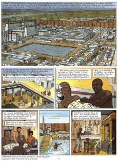 Extrait de Hotep -1- Le scribe de Karnak