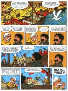 Extrait de Hugo (Bédu) -1- Le sortilège du haricot