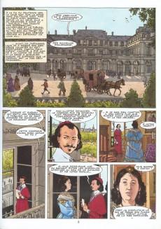 Extrait de Le fou du Roy -9- Le testament de d'Artagnan