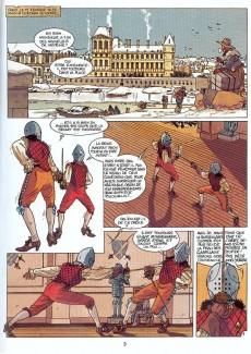 Extrait de Le fou du Roy -3- Les dindons de la farce