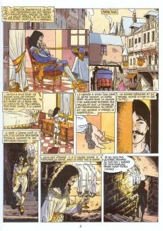 Extrait de Le fou du Roy -5- Le masque et la plume