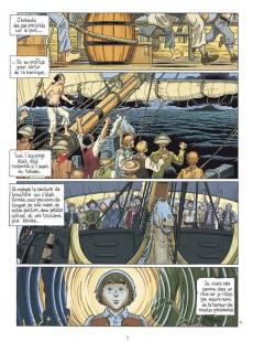 Extrait de L'Île au trésor (Simon) -2- Volume 2