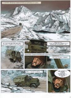 Extrait de Insiders -1- Guérilla tchétchène