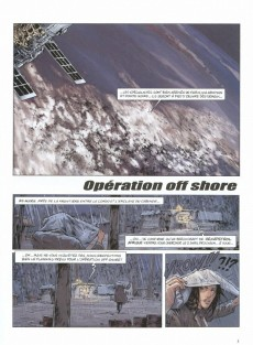 Extrait de Insiders -2- Opération Offshore