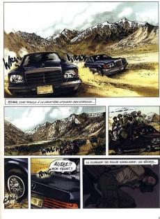 Extrait de Insiders -4- Le piège afghan