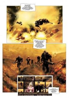 Extrait de Les insurgés d'Edaleth -2- Croisade