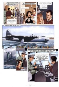 Extrait de Jack Blues -1- Airblues 1947