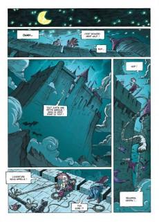 Extrait de Jane des dragons -2- Dans les griffes du griffon